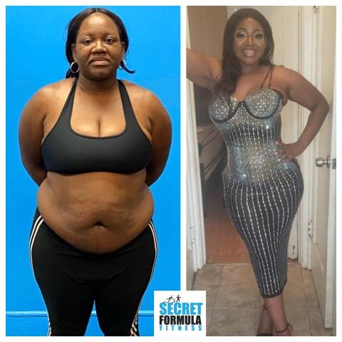 Judith's Fitness Journey !!