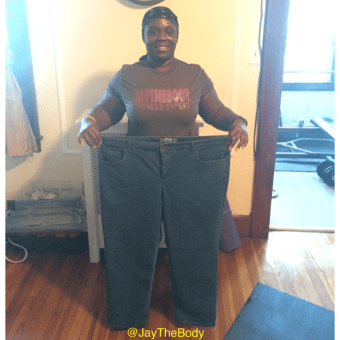 Tanisha's Fitness Journey !!