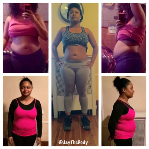 Kate's Fitness Journey !!