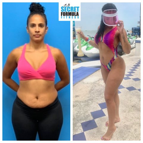 Priscilla's Fitness Journey !!
