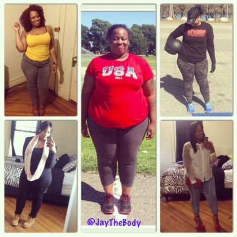 Mariah's Fitness Journey !!