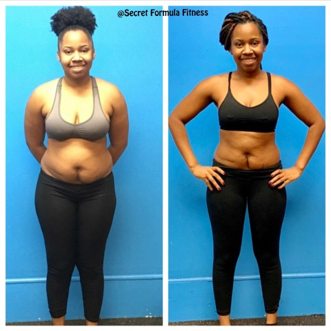 Brianah's Fitness Journey !!
