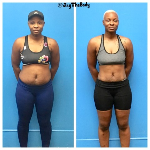 Zaynah's Fitness Journey !!