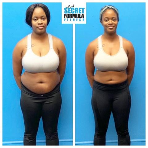 Breonah's Fitness Journey !!
