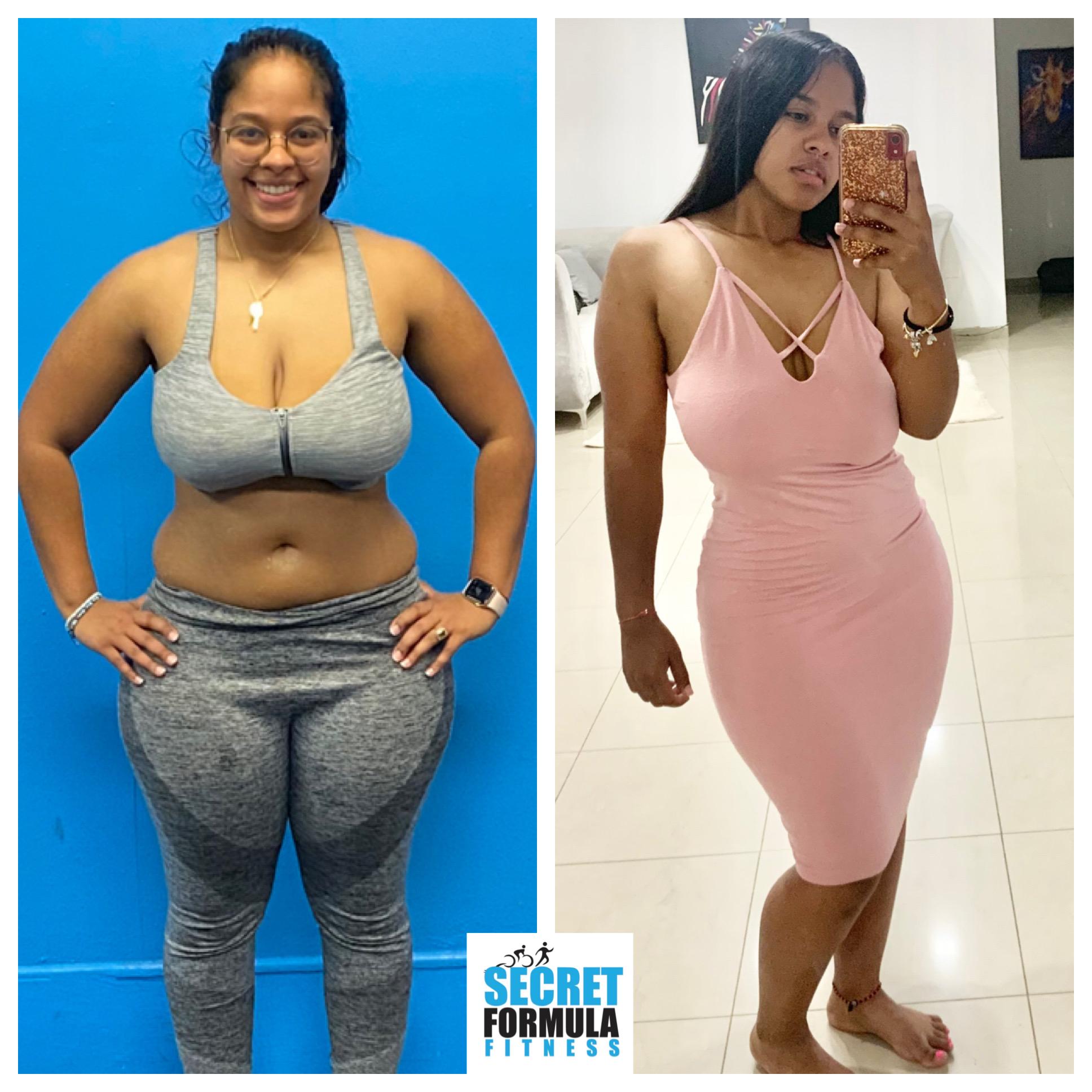 Nicole's Fitness Journey