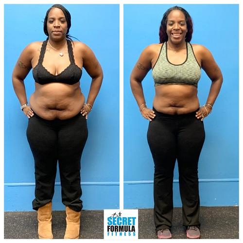 Rafia's Fitness Journey !!